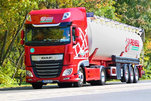 DAF XF for Revesz