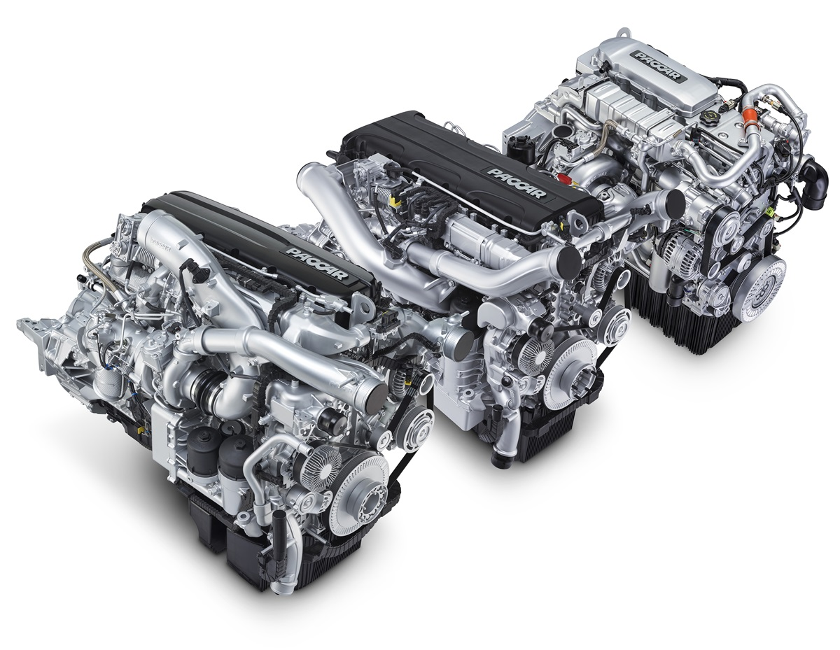 DAF CF engines